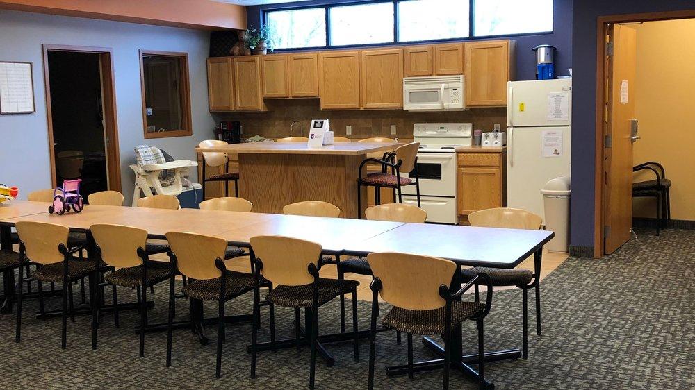 Seibel Center - Kitchen