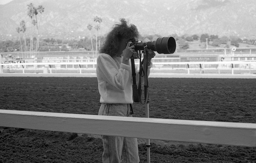Photo Finish , Santa Anita, CA, 1989