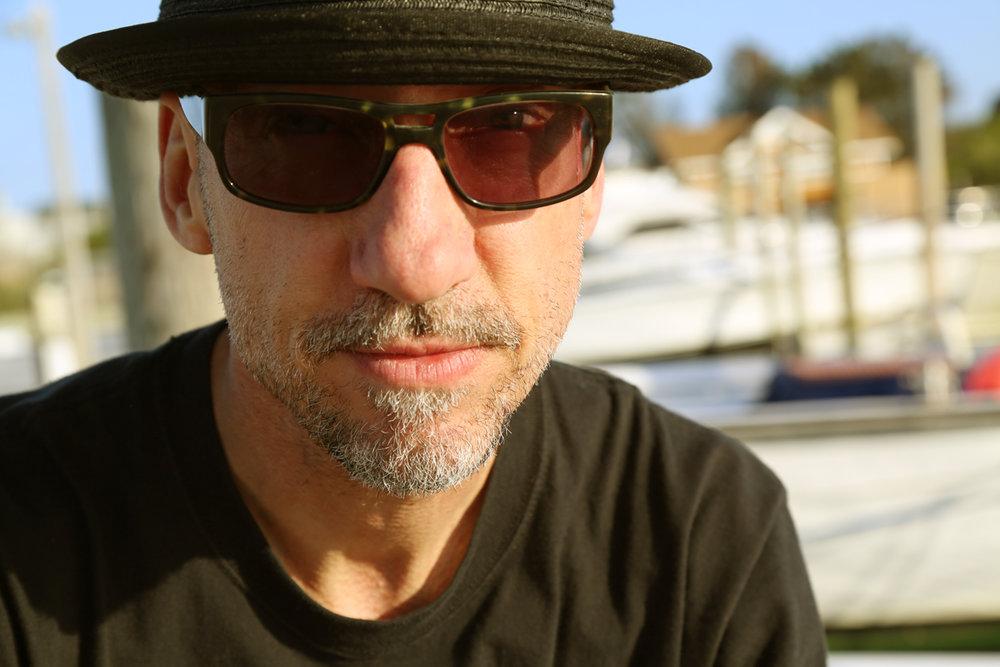 Michael Wiggins, Fire Island, New York, 2014 (photo: Dee W Loizou)