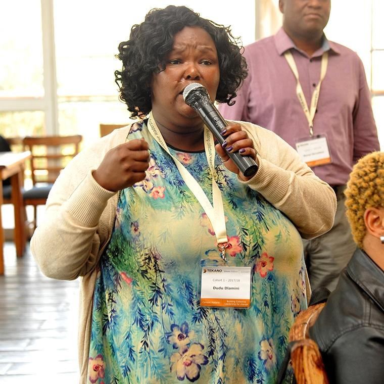 Duduzile Dlamini