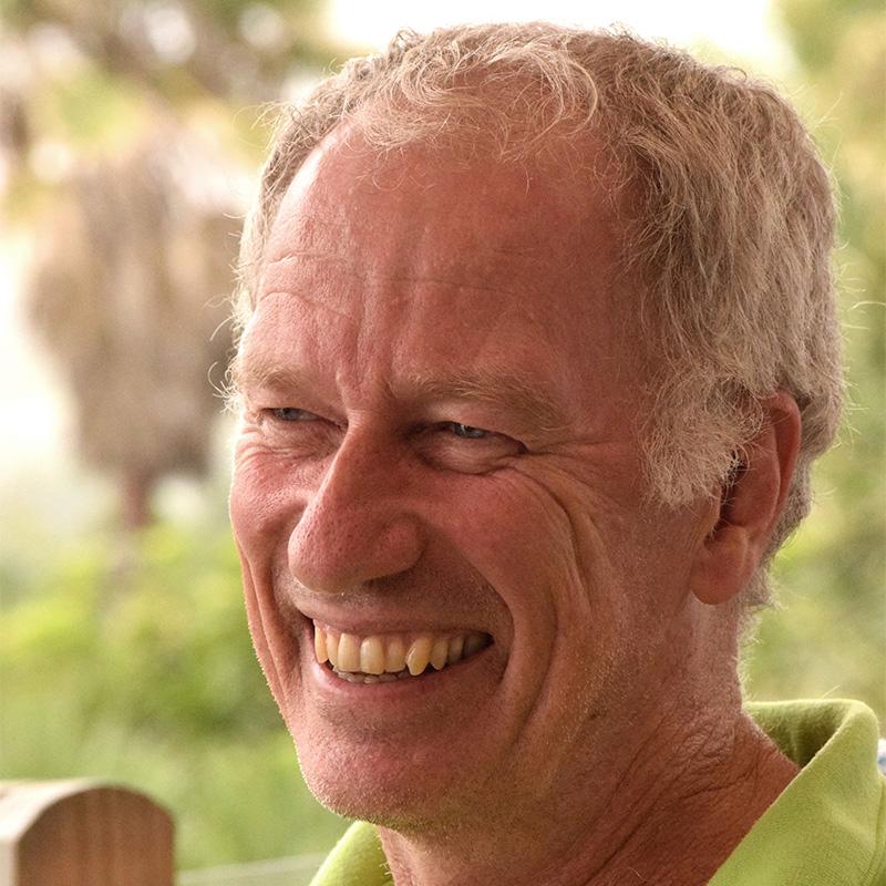 Prof. Steve Reid, Treasurer