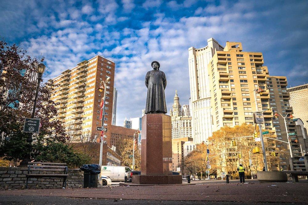 <strong>#12:</strong> Lin Zexu Statue