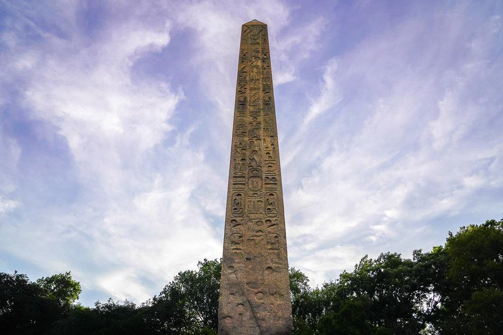 <strong>#8:</strong> Obelisk