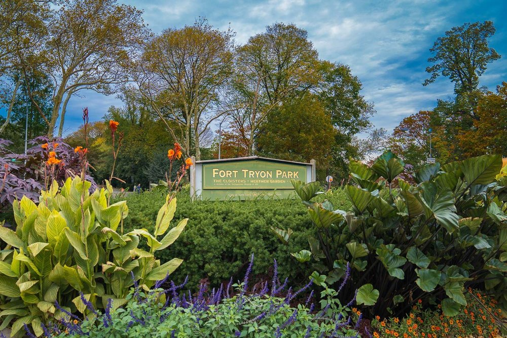 <strong>#1:</strong> Fort Tryon Park