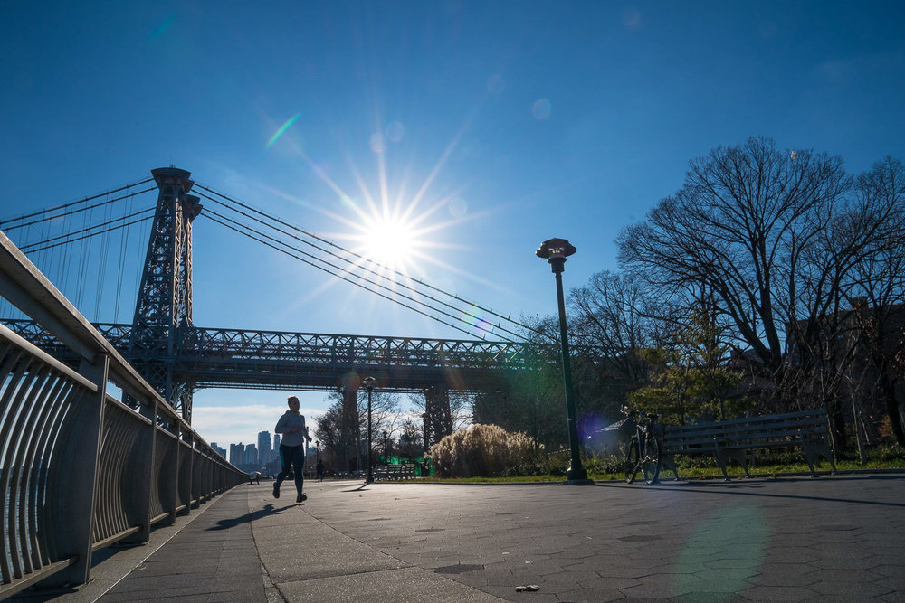 <strong>#5:</strong> East River Promenade