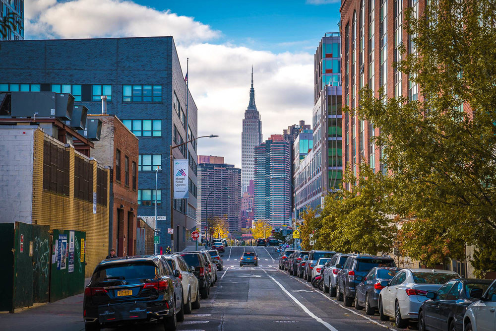 <strong>#1:</strong> 51st Avenue View of Empire State Building