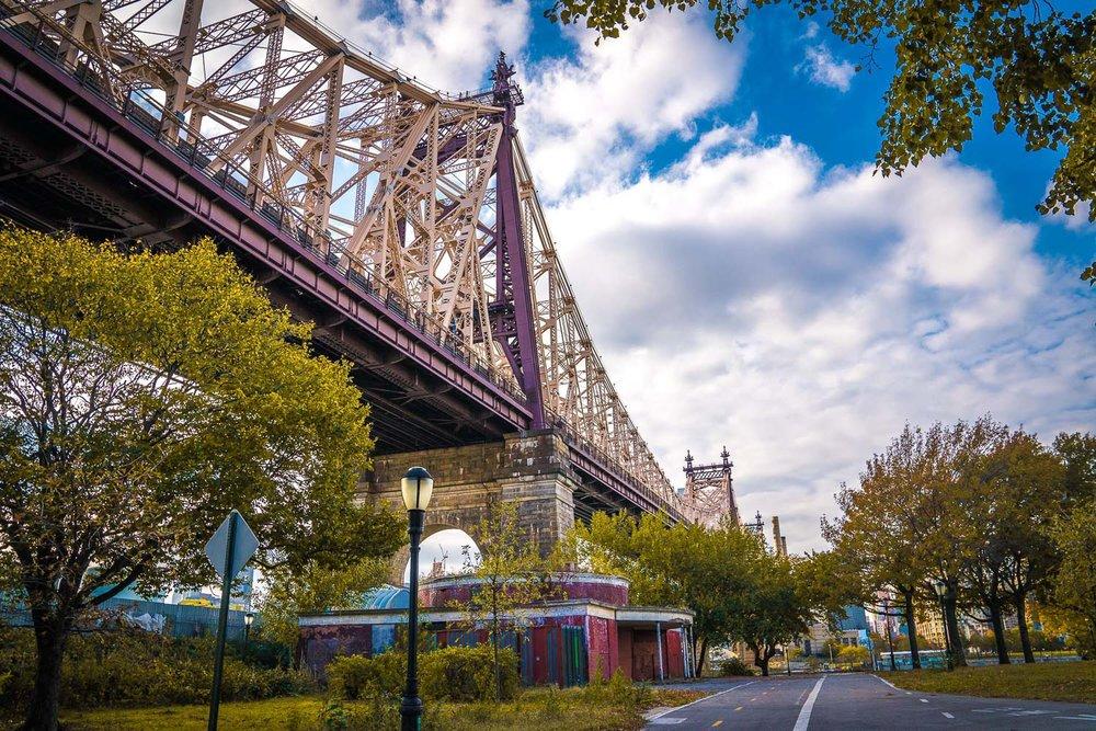 <strong>#8:</strong> Queensboro Bridge