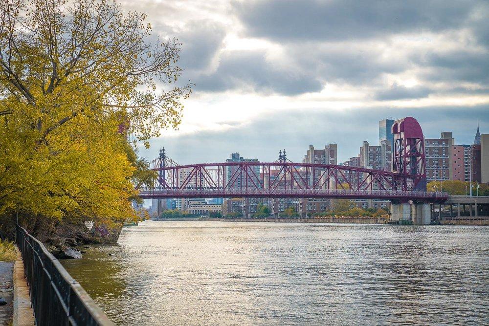 <strong>#11:</strong> Roosevelt Island Bridge