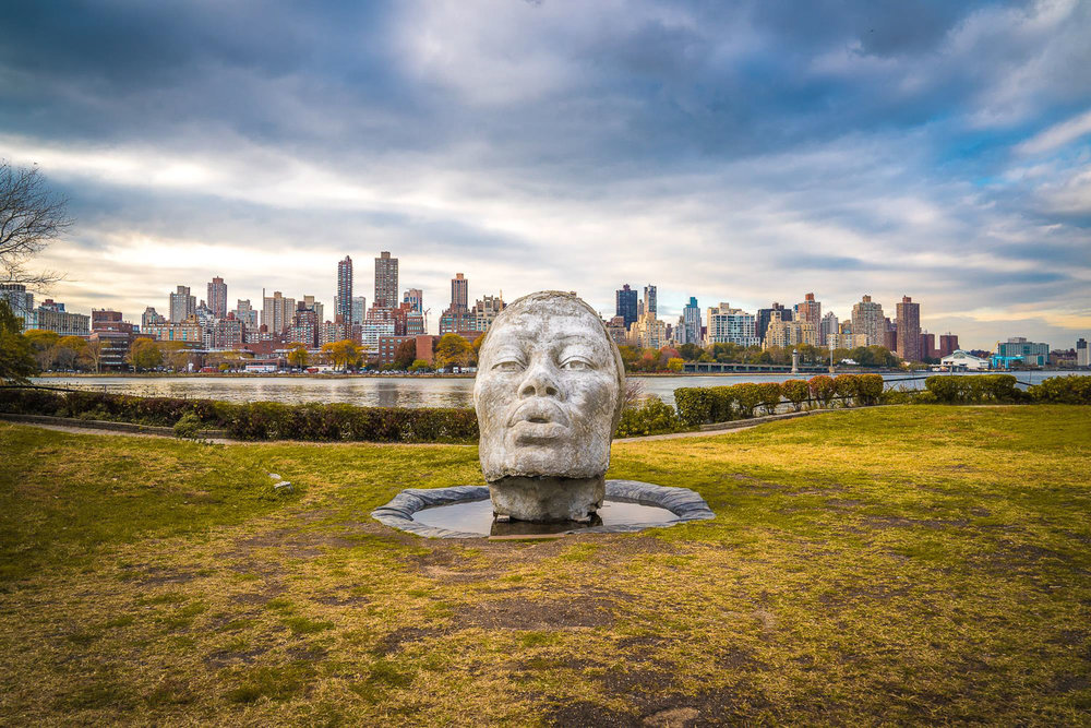 <strong>#13:</strong> Socrates Sculpture Park
