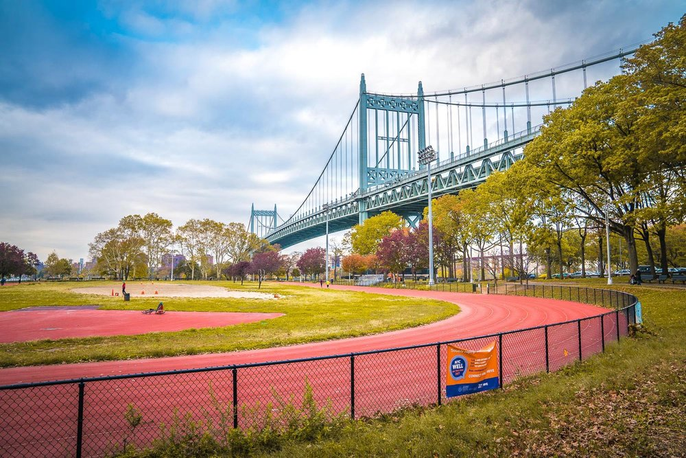 <strong>#22:</strong> Astoria Park Running Track