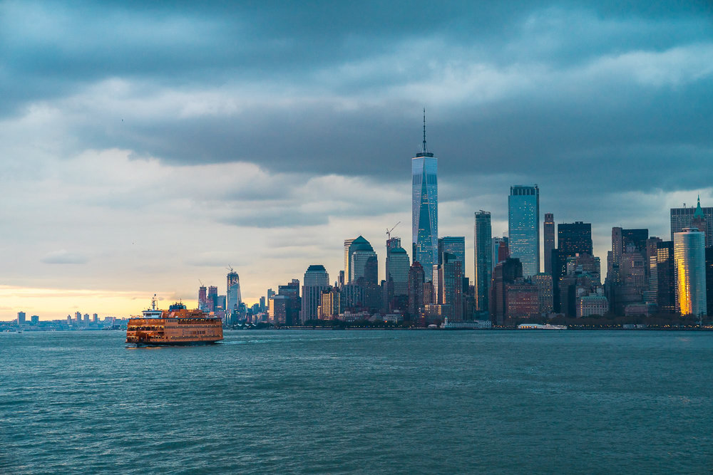 <strong>#16:</strong> Staten Island Ferry