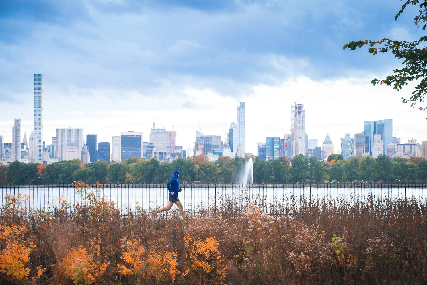 nyrr running routes