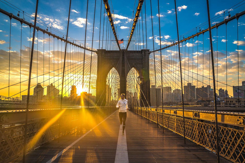 BROOKLYN & MANHATTAN BRIDGES — NYRR Running Routes
