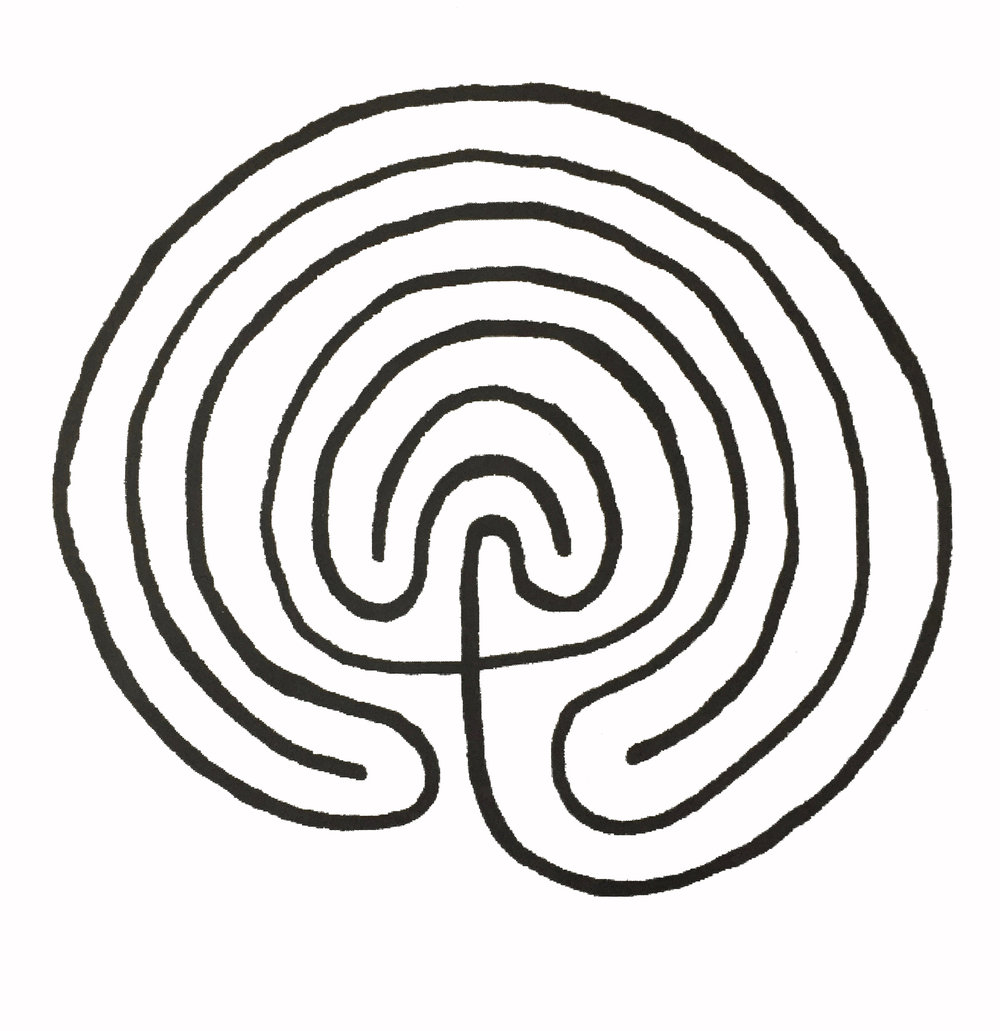 Classical Labyrinth