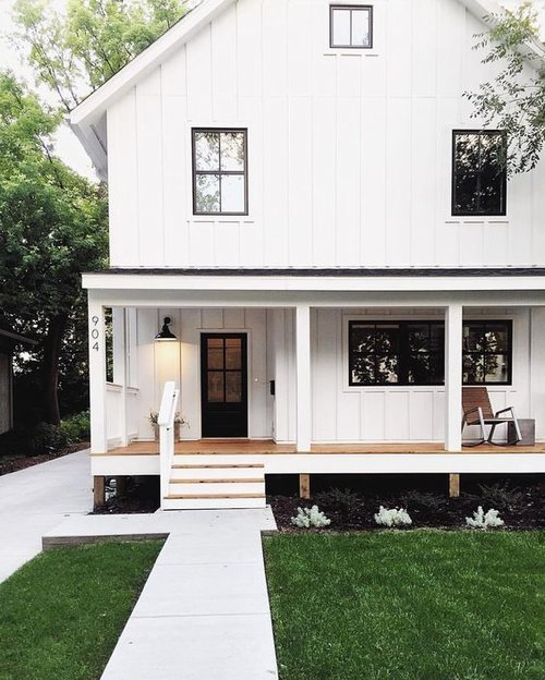 Building Our First House: Exterior & Interior Inspo — shelbey w.