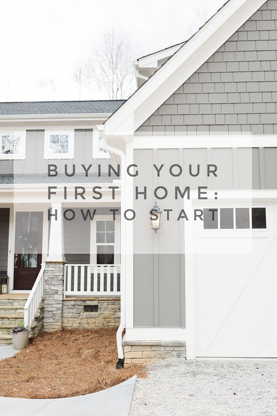 Buying Or Building Your First Home: How To Start