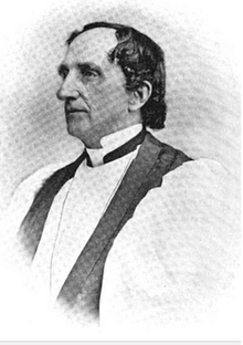 George Maxwell Randall (1810-1873) Episcopal bishop of Missionary District of Colorado and Parts Adjacent.