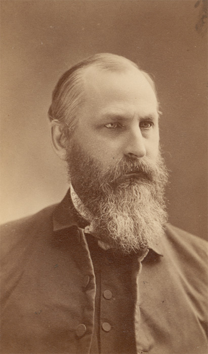 John Franklin Spalding (1828-1902) Missionary Bishop of Colorado and Wyoming, first Bishop of Colorado.