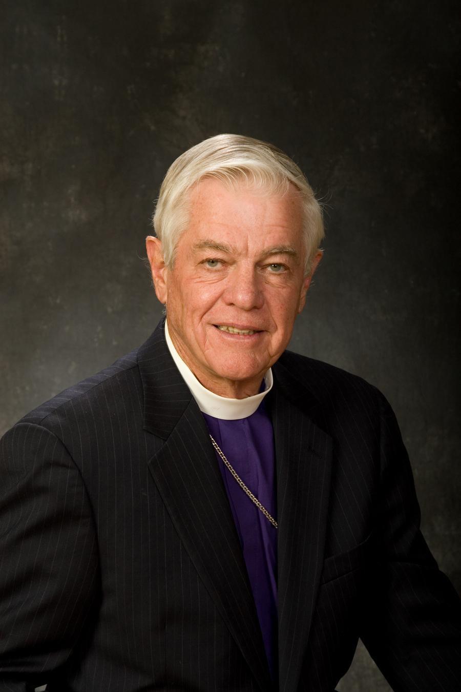 Bishop William Jerry Winterrowd