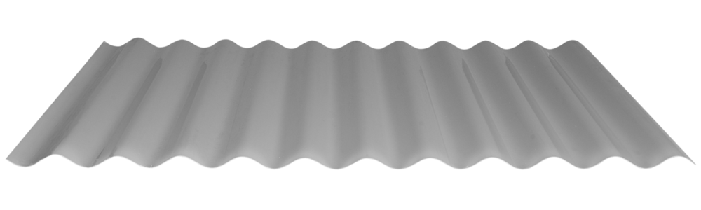 Corodek panels are made of curvy shaped centre enabling the strength and rigidity of the sheet metal. Wide applications in commercial and agricultural industries.