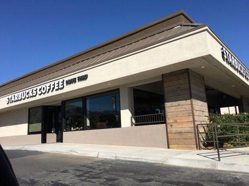 Starbucks, Glendora, CA