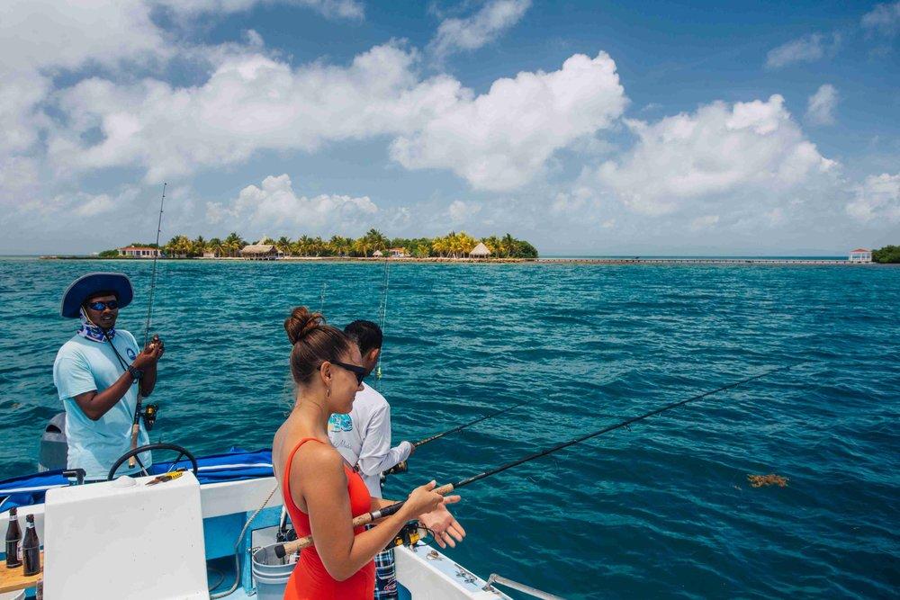 Fly Fishing & Reef Fishing -