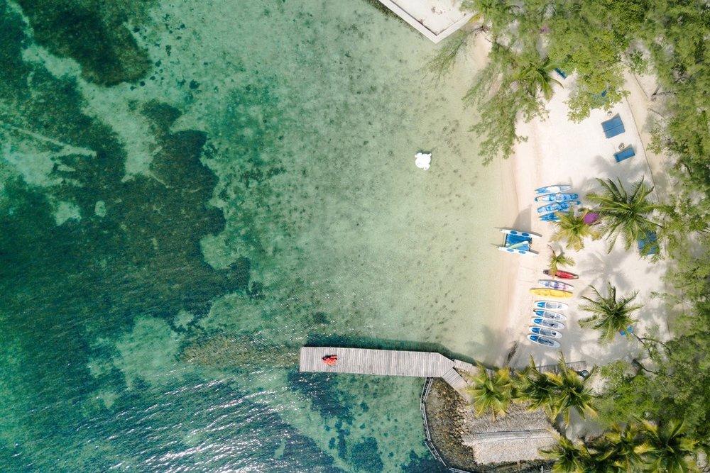 Island excursion -