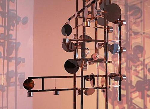 Chronos X (1967) Nicolas Schöffer (Kalocsa, Hongrie 1912 – Paris, France, 1992)