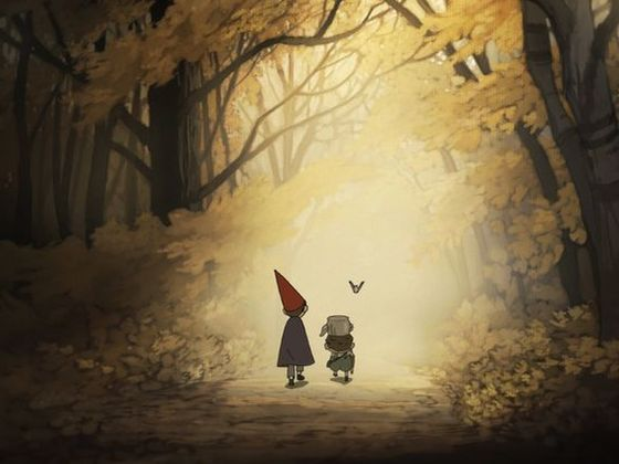 Over The Garden Wall Building An Aesthetic More Than Friends