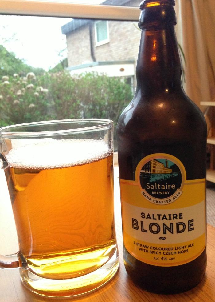 saltaire beer