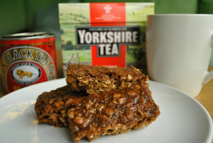 yorkshire tea and parkin