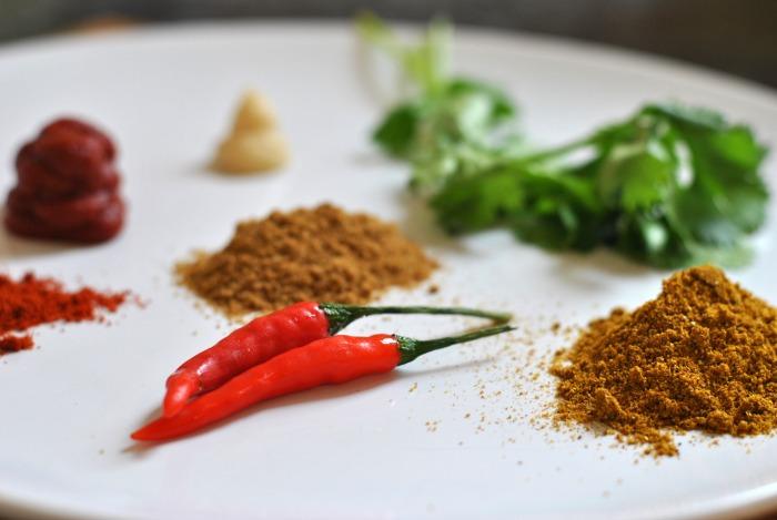 Simple Chicken Curry // Amy Elizabeth