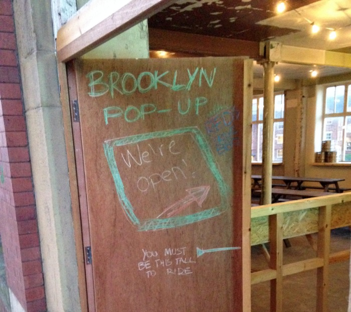 brooklyn pop-up