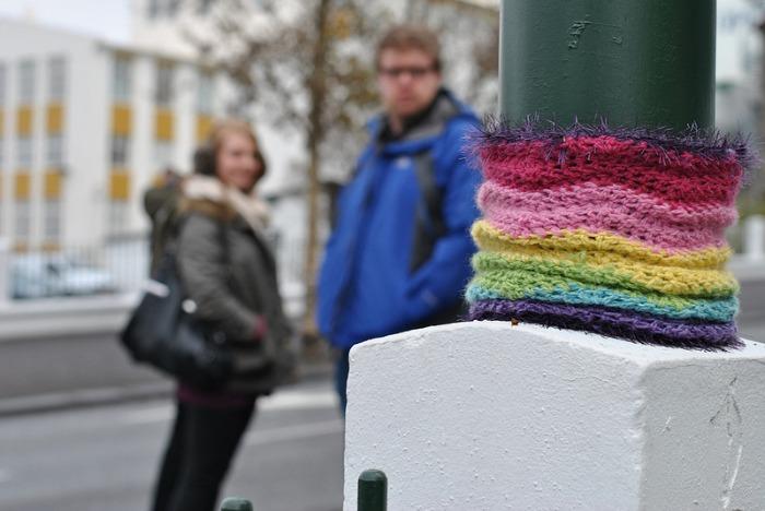 craftivism in reykjavik