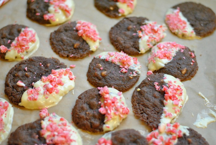 candy cane cookies 2
