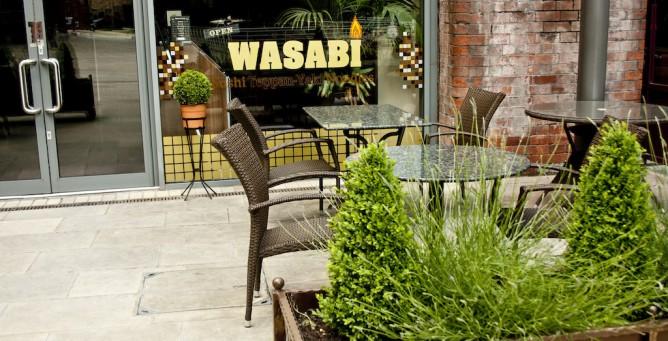 wasabi teppanyaki