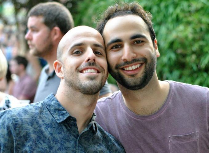 Mike and Dani
