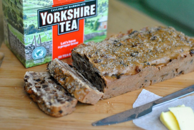 Yorkshire Tea Bread // Amy Elizabeth
