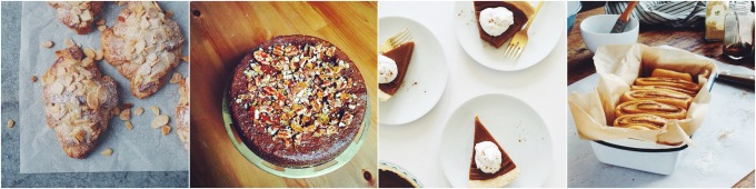 Foodie Instagrams to Follow // Amy Elizabeth
