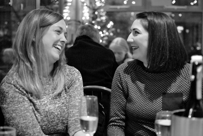 A Christmas Pub Crawl // Amy Elizabeth