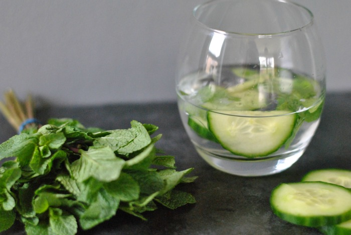 Cucumber & Mint Gin & Tonic