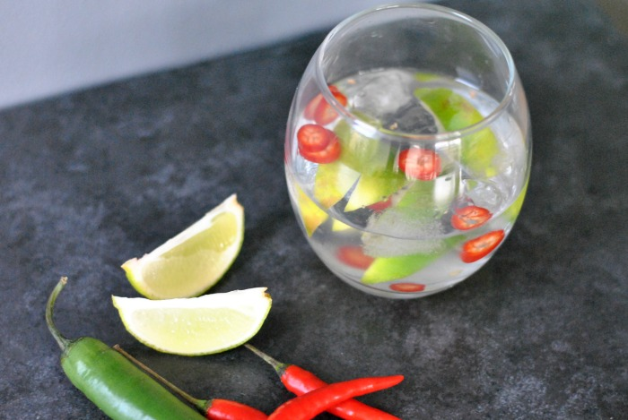 Lime & Chilli Gin & Tonic