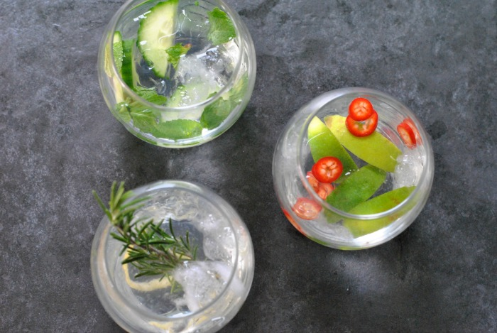 Gin & Tonic Three Ways