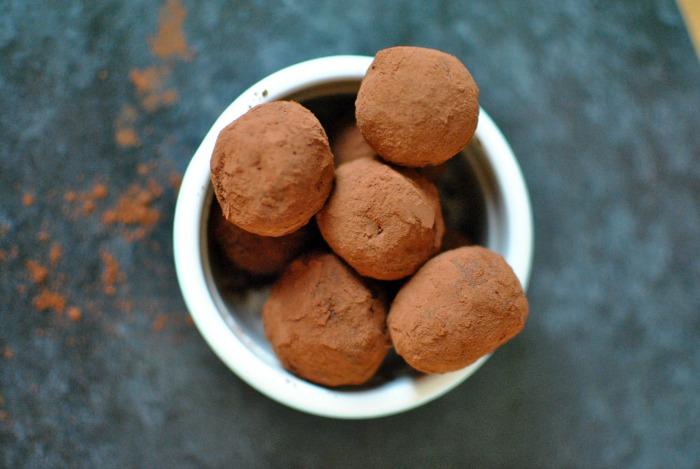 rum truffles recipe