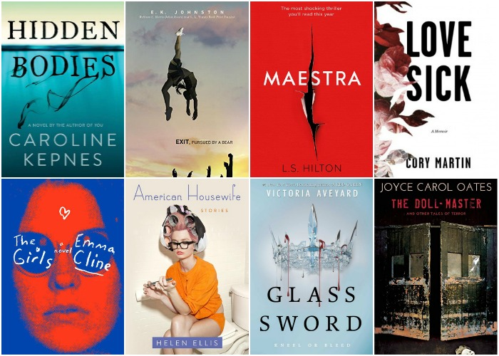 2016 books to preorder