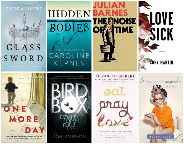 february books
