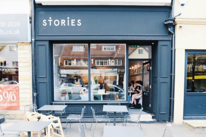 Stories Cafe Leeds