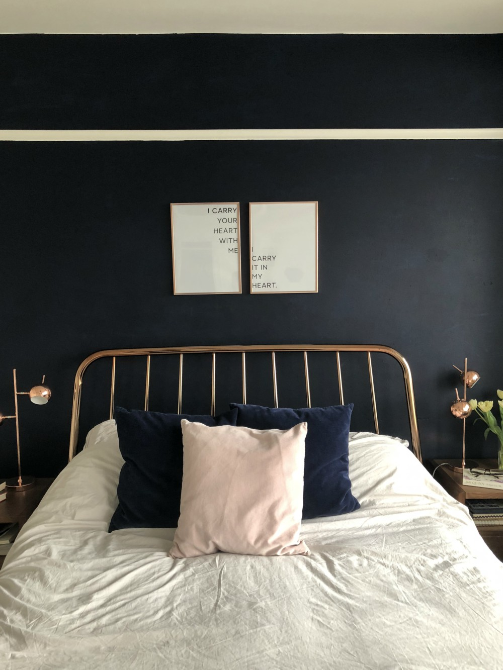 Navy and Copper Bedroom.jpg