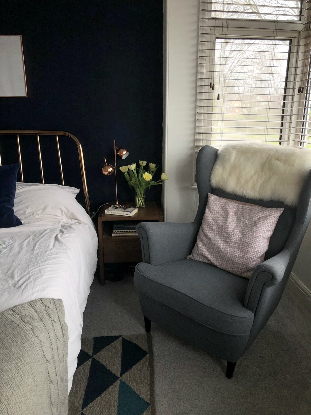 Navy and Copper Bedroom - Reading Chair.jpg
