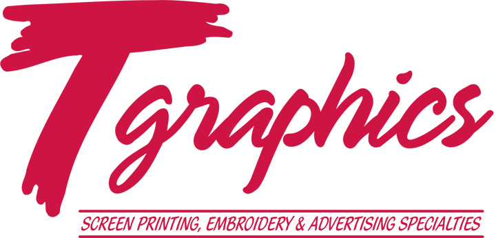 Tgraphics - For over 28 years, Tgraphics has continued to grow as a corporate vendor for screen-printing, embroidery, and promotional products. Our success has been fueled by a tradition of excellence and integrity, which combined with an outstanding line of quality merchandise and dependable service add up to a great value for our customers. Tgraphics is your complete image center! -Claudette Hudson, Owner